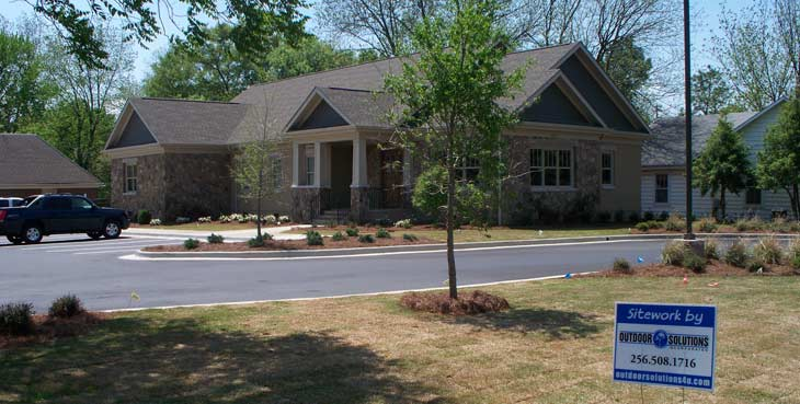 Site Work Huntsville AL