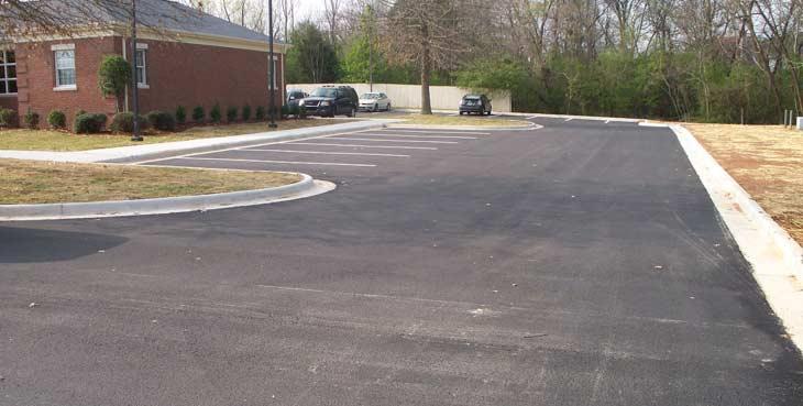 Driveway Construction - Huntsville AL